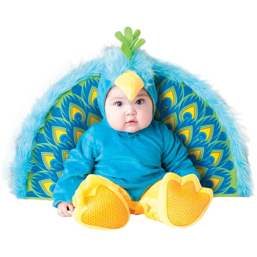 baby's peacock dress up costume by time to dress up ...