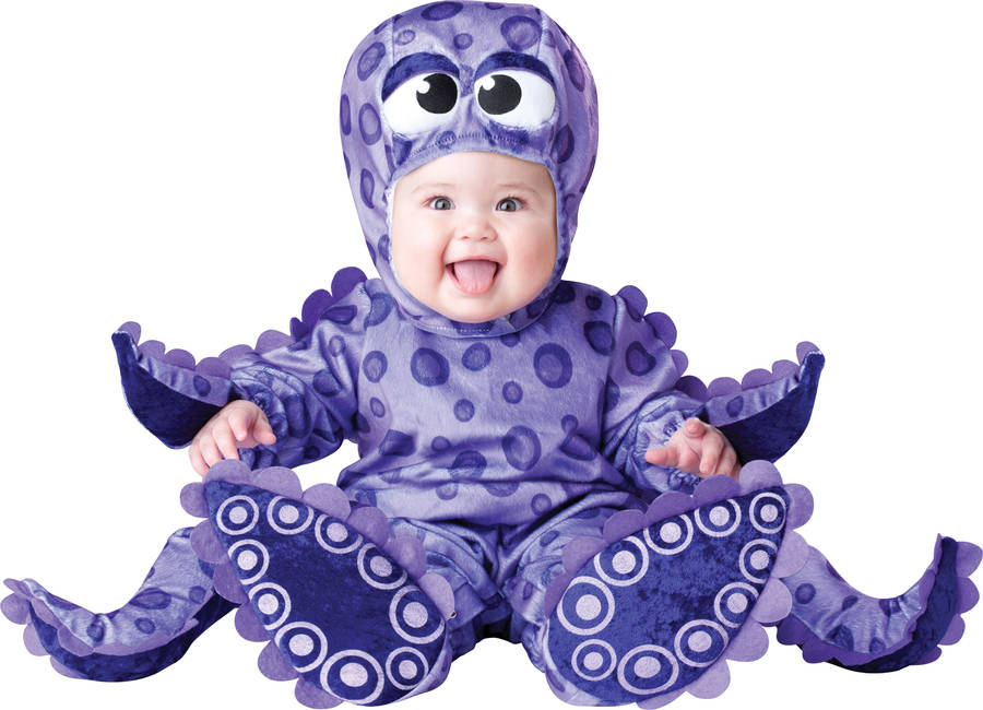baby s octopus dress up costume by time to dress up