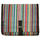 Rex Stripe Weekender Hanging Washbag