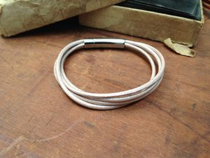 Blush Ladies Leather Bracelet