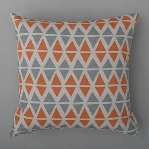 Zigzag Cushion Cover - patterned cushions