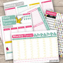 Teacher Planner, 40 Pages