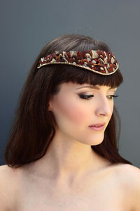Pheasant Feather Tiara - jewellery & accessories