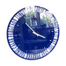 Personalised Acrylic Clock
