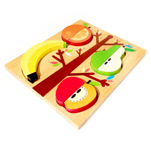 Two In One Fruit Puzzle