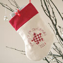 personalised babys first christmas tree decoration