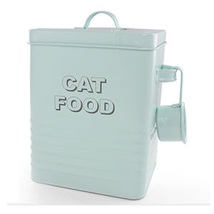 Cat Food Storage Container - food, feeding & treats