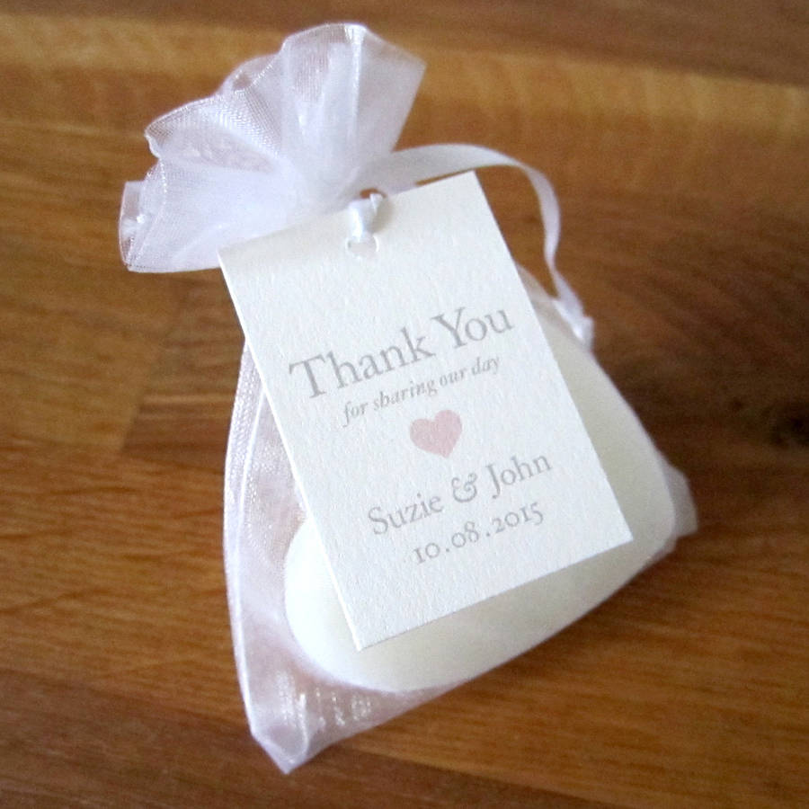 wedding favour ideas | notonthehighstreet.com