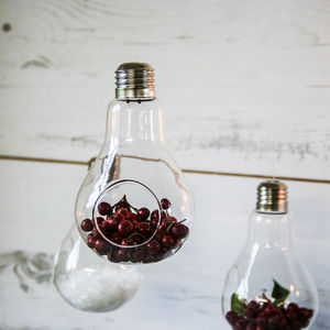 Lightbulb Vase - kitchen
