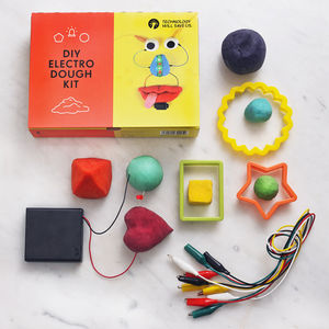 DIY Electro Dough Kit - craft & creative gifts for children