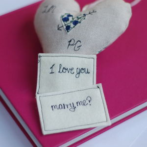 Personalised Love Heart