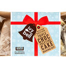 Yuletide Chocolate ' Bake In The Box' Kit