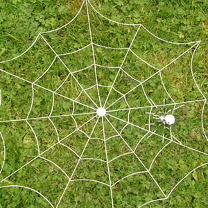 Metal Spiders Web