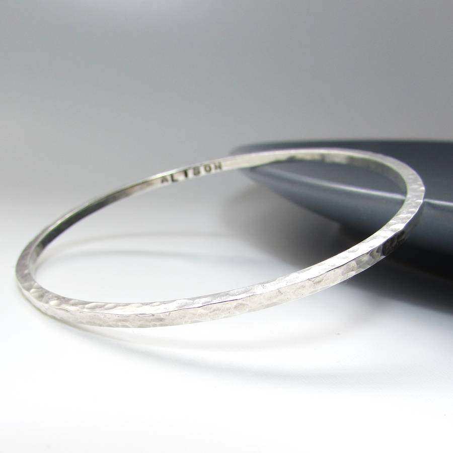 square bracelet bangles product bangle silver
