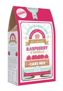 New Gluten And Dairy Free Cake Mix And Icing - christmas