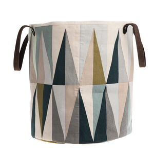 Harlequin Laundry Bag