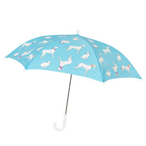 Children's Colour Changing Cats And Dogs Umbrella - for over 5's