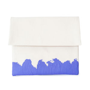 Paint Party Clutch - evening bags