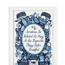 Alice In Wonderland, Famous Quotes Print