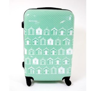 Life's A Beach Suitcase - travel & luggage