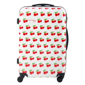 Cherry Picked Suitcase - travel & luggage