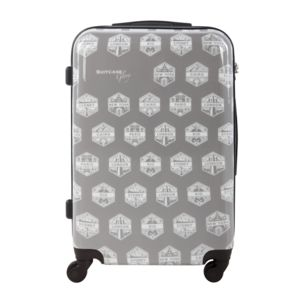 World Of Glory Suitcase - bags & purses