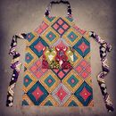 Colourful Tribal Apron