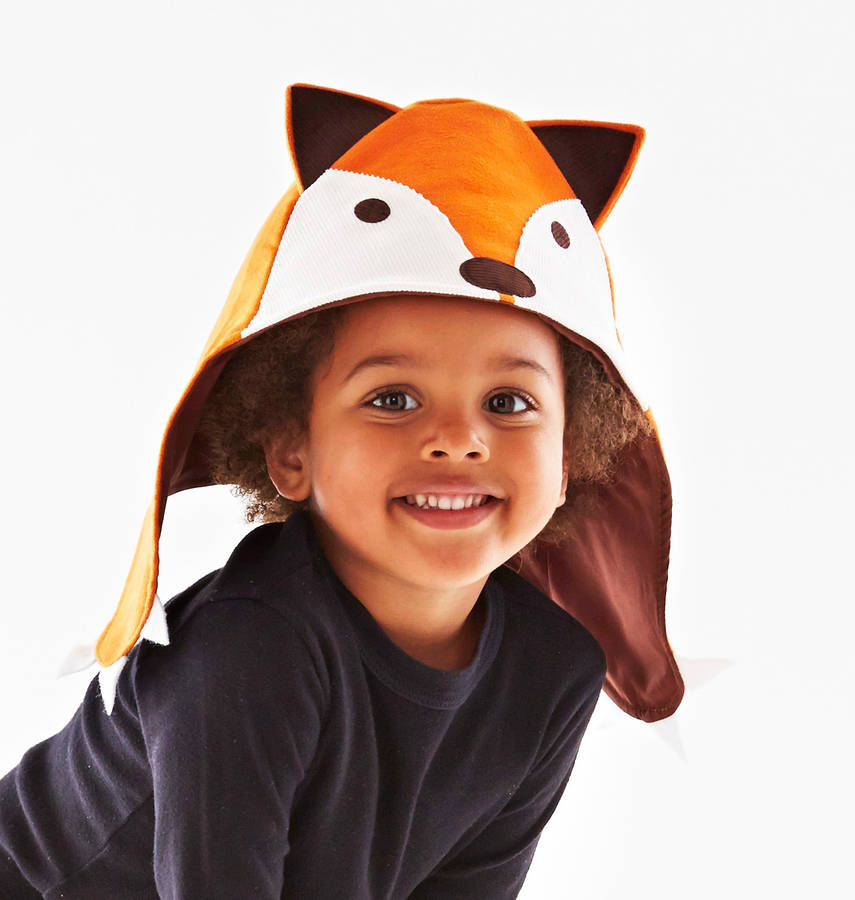1ffd8232d Fox Costume Baby And Child Hat