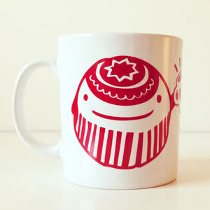 Mr Teacake Mug
