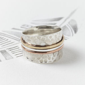 Karma Spinning Ring - view all sale items
