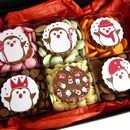 Chocolate Christmas Penguins Tasting Box