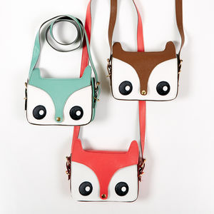 Retro Owlet Shoulder Bag