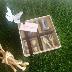 Chocolate Gardening Set - food & drink