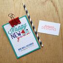 'Happy New Year' Calendar