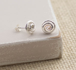 Fossil Stud Earrings