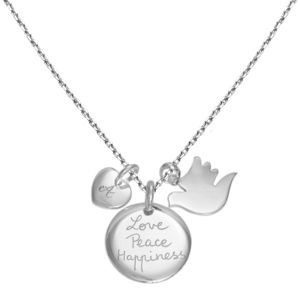The Sterling Silver Symbol Necklace - necklaces & pendants