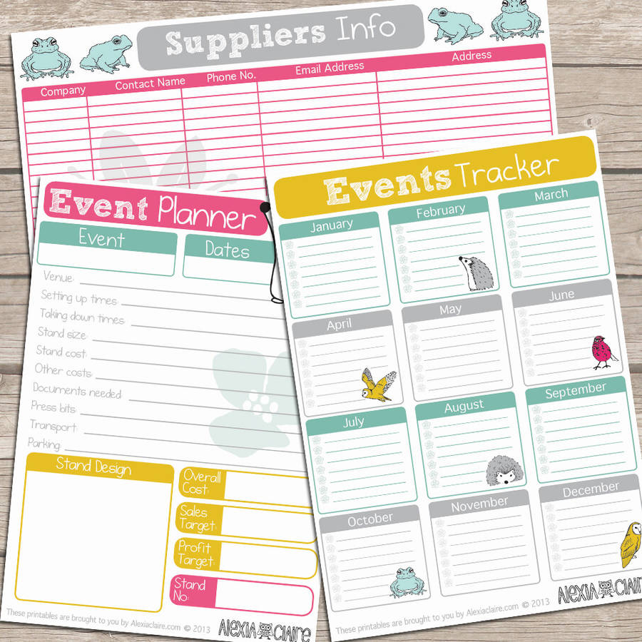 Free Printable Daily Planner For 2018