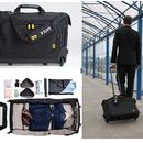 Cabin Size Garment Bag + Zip Away Laptop