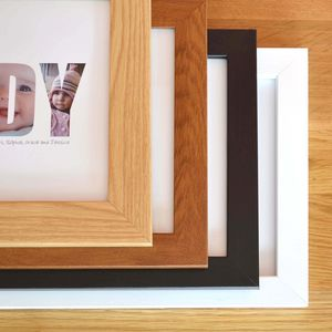 Quality Wood Frames For A4 Prints