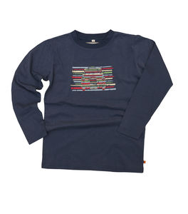 Boys Long Sleeve Lounge Top