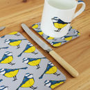 Bird Placemats for nature lover gift