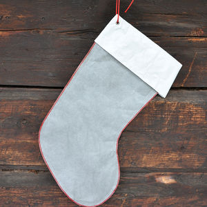 Simple Christmas Stocking