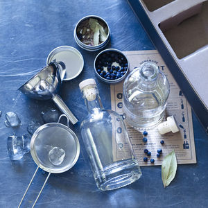 Home Gin Making Kit - gifts for friends