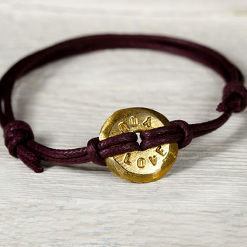 Eternal Hoop Bracelet