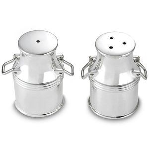 Milk Churn Salt And Pepper Set - kitchen accessories