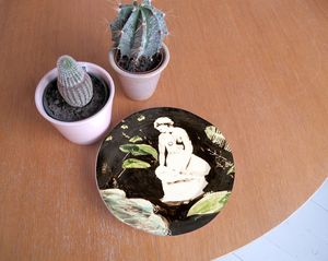 Greenhouse Plate - crockery & chinaware