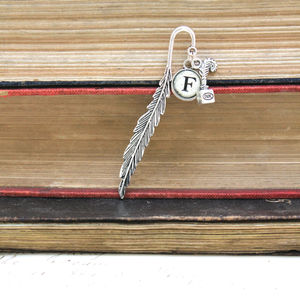 Personalised Bookmark - desk accessories
