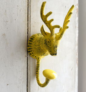 Acid Yellow Stag Hook