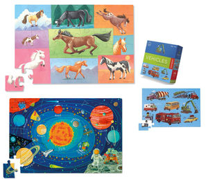 Fab Floor Puzzles - toys & games