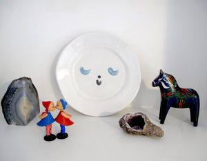 Happy Plate - home accessories